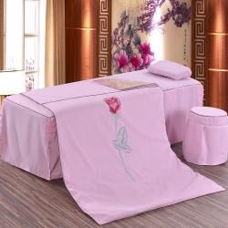 (总)不打烊家纺2021新款美容床罩四件套一见钟情系列