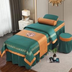 (总)不打烊家纺  (原春恩家纺) 2021新款美容床罩四件套时尚丽人系列