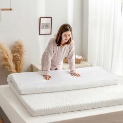 (总)春皖 2021新款3D波浪零压慢回弹记忆棉床垫