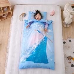 总-迪士尼家居馆2021迪士尼儿童卡通印花多功能防踢被睡袋