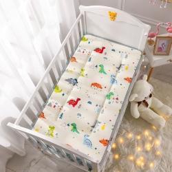 (总)嗨生活 2021新款全棉儿童床垫
