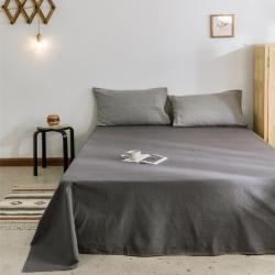 (总)雅居纺 2021新款全棉水洗棉单床单