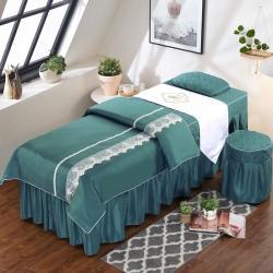 (总)千姿坊 2021新款807天丝棉美容床罩