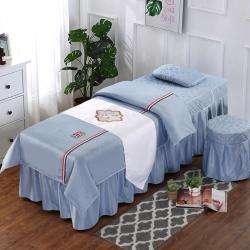 (总)千姿坊 2021新款808天丝棉美容床罩