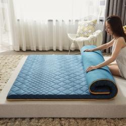 2021新款全棉抗菌防螨加厚床垫系列单人双人