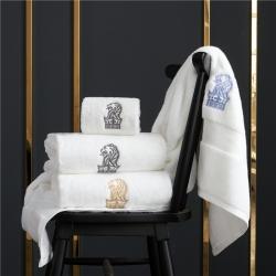 (总)紫树 丽思卡尔顿超五星级酒店用品加大加厚瞬吸毛巾浴巾