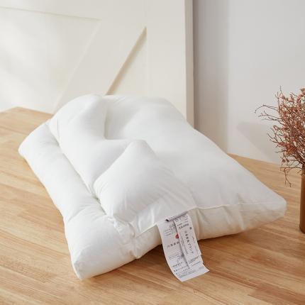 川岛奈良 出口日本 新品枕芯枕头 全棉酣睡护颈枕 媲美羽绒枕
