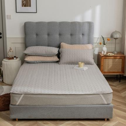 寐眠 2021新款夹棉床垫夹棉床笠 雅典灰夹棉床垫