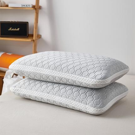 新品枕芯枕头 凉感乳胶Q弹枕 促睡眠 保护颈椎更专业