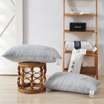 新品枕芯 枕头 生姜精华暖绒枕 助暖颈椎促进血液循环