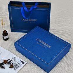 正大包装 新蓝珠光LUX礼盒包装42x33x10