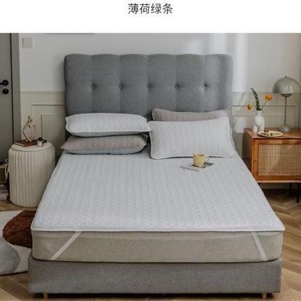 寐眠 2021新款夹棉床垫 白白白夹棉床垫