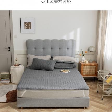 寐眠 2021新款夹棉床垫 火山灰夹棉床垫
