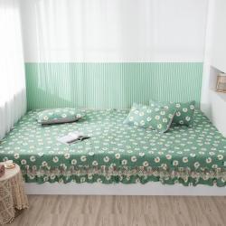 (总)2021榻榻米床盖床罩防滑可机洗炕套农村大炕罩纯棉炕盖