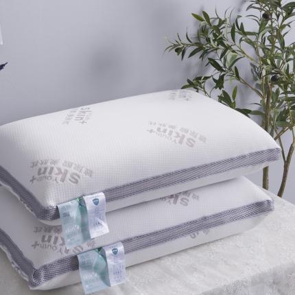 艾丽丝枕芯玻尿酸热熔枕芯可水洗枕头芯舒适助眠热熔枕玻尿酸枕芯