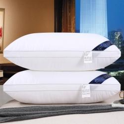 天意美枕芯2021新款高端星级酒店羽丝绒枕有标款