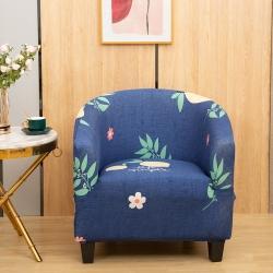 骏兴 2021新款U型圈椅沙发套 柠檬