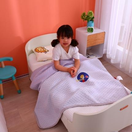 美真宝贝 新款幼儿园夏被儿童夏被午睡被空调夏凉被用 小王子