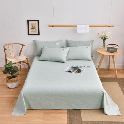 (总)21度C 2021新款彩棉单床单