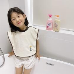 Boner婴童床品 2021新款宝宝洗漱巾 小男孩35*40cm