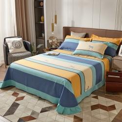 (总)梧桐树 2021新款多规格全棉磨毛单床单