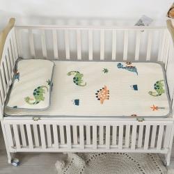 (总)富馨莱儿童乳胶凉席全店支持定做任意尺寸幼儿园乳胶凉席