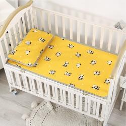 富馨莱 2021新款儿童乳胶凉席 可爱熊