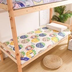 (总)米帛床垫 2021新款磨毛加厚学生床垫