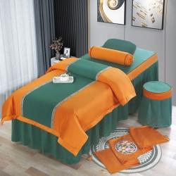(总)不打烊家纺  2021新款梅花三弄美容床罩