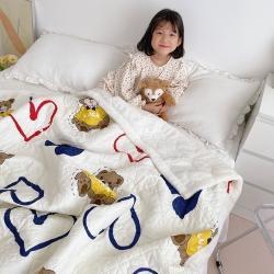(总)摩妮卡 2021新款四季发财毛毯