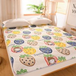(总)米帛床垫 2021新款磨毛加厚防滑床垫