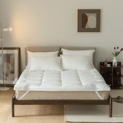 (总)寐眠 2021新款羽丝绒磨毛床垫