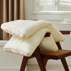 木果 优雅睡眠系列--水洗花香枕头 三只小熊趣味枕