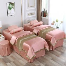 (总)维尔尚 2021新款欧洲尼系列美容床罩
