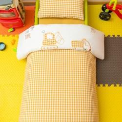 心卓 2021年新款A类全棉水洗棉幼儿园套件学生三件套多件套