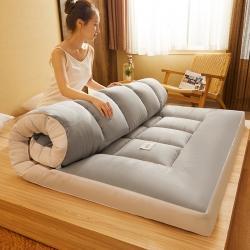 (总)席洋洋 21款网红四季立体床垫+羊羔绒床垫
