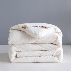 (总)森林人 2021新款水洗棉立体大豆纤维被子冬被芯春秋被