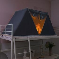 梦之宝蚊帐 新款升级款学生免安装网红可折叠蚊帐