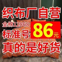 (总)质惠 2021爆款12868全棉四件套