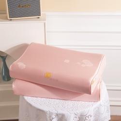 (总)一粒麦子乳胶馆 2021新款全棉天丝乳胶枕直播供货
