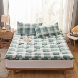 (总)蕾轩被业 2021新款无印风棉花床垫