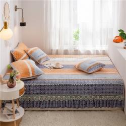 (总)美优兰2021新款加厚牛奶绒榻榻米垫床垫加厚床盖