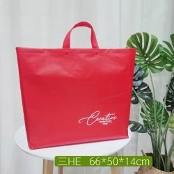 保暖绒套件 无纺布手提购物袋 高性价比 厂家现货(50一捆)