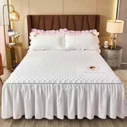 (总)好眠好梦2021新款加厚阳绒棉单床裙