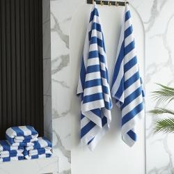 (总)金之鼎 2021新款精梳棉全棉沙滩巾浴巾