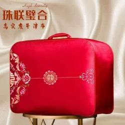 喜丹宏床盖款四五六七八九十件不带被芯尺寸55x45x20包装