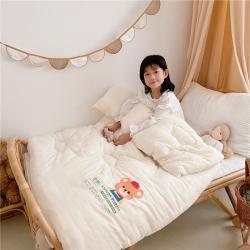 (总)哈喽家居 2021新原棉大豆被幼儿园儿童春秋被冬被被芯
