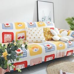 (总)柚米 2021新款牛奶绒沙发巾