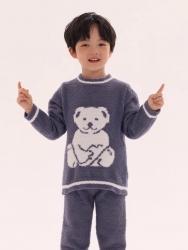 (总)纽约生活  2021新款儿童小熊睡衣