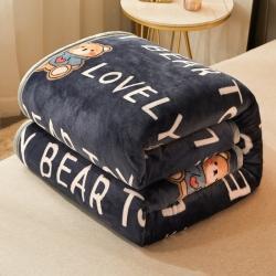总-雅萱-云貂绒毛毯法莱绒毛毯珊瑚绒毛毯羊羔绒毛毯
